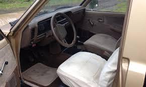 diesel mitsu 1984 dodge d 50