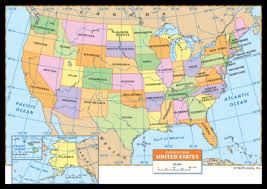 united states map with longitude and latitude cities map of usa with cities and latitude longitude within lines