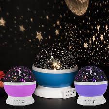 Star Light Projector Bedroom - baby indoor home night lights ebay