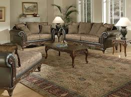 Furniture Upholstery Lafayette La Silas Raisin Wood Trim Sofa And Loveseat By Serta Upholstery