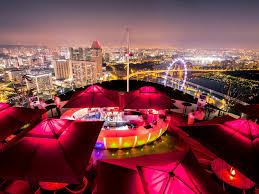 Top 10 Bars In The World 10 Rooftop Bars In Singapore