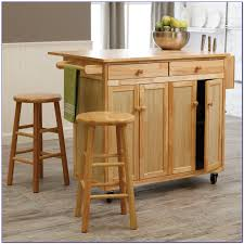 portable kitchen island with stools kitchen set home