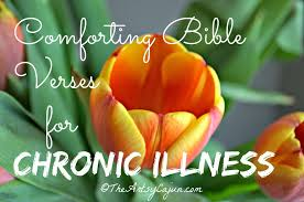 comforting bible verses chronic illness artsy cajun