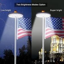 solar led flagpole light 26 led solar led flag pole down light solar led flags and solar
