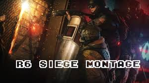 rainbow six siege montage youtube