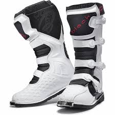 mx riding boots black mx enigma ce approved motocross boots off road adventure pit