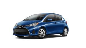 toyota list of cars the 2017 toyota yaris points to the future of cars techcrunch