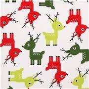 fabrics reindeer fabrics santa claus fabrics etc