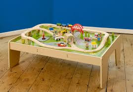 train table plans train table with storage plans best table decoration