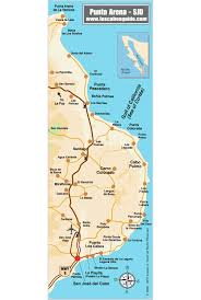 Colorado Desert Map by Cabo San Lucas Maps And Los Cabos Area Maps Cabo San Lucas