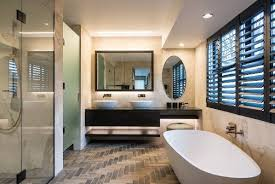 bathroom by design best new zealand bathrooms revealed at tida bathroom awards