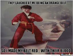 Kung Fu Meme - kung fu red belt kid by mustangsilver meme center