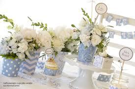 tea party decorations wonderful cathyswraps hydrangea blue damask