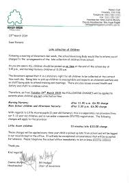 harsh collection letter template henley green threatens parents with 10 fine if they are