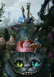 alice in wonderland art iphone wallpaper image 3508056 by