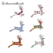 popular wooden reindeer pattern buy cheap wooden reindeer pattern