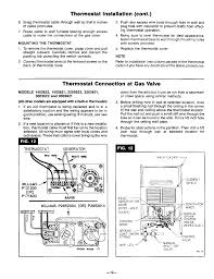 williams furnace thermostat wiring wiring diagrams
