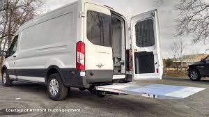 dodge work van tommy gate cantilever series