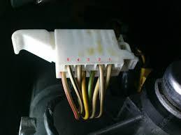 rear intermittent wiper on a hatch saloon electrical mk1 mk2