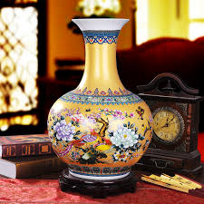 Large Chinese Vases Cheap Floor Vases 59cm Ceramic Gets The Vase The Ground Living