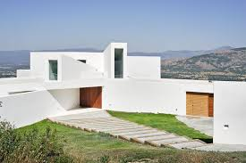 el viento elegant white wall home with spectacular hilly