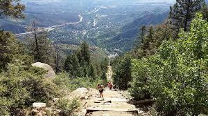 Colorado Fourteeners Map by Best Trails Near Manitou Springs Colorado Alltrails Com