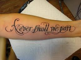 script tattoo fonts best tattoos ever