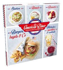coffret livre de cuisine livre coffret diner plus de 100 recettes made in usa