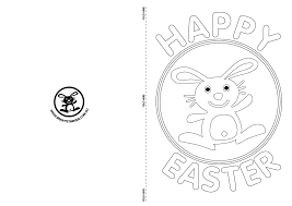 12 best images of printable easter card templates happy easter