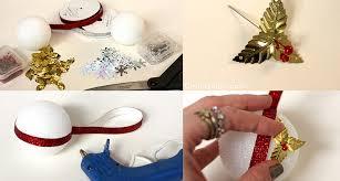 diy decoration sequin ornaments