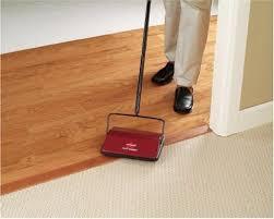 Laminate Floor Sweeper Amazon Com Cordless Floor Push Roller Brush Swift Sweeper Carpet