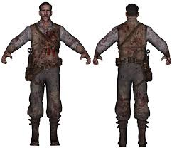 Call Duty Black Ops 2 Halloween Costumes Image Edward Richtofen Origins Model Boii Png Call Duty