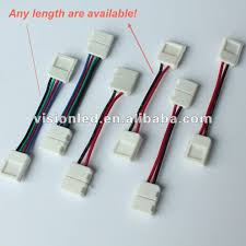 Led Strips Light by Strip Light 3 Pin Led Strip Connector Price Buy 3 Pin Led Strip