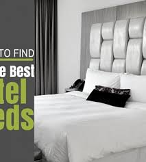 Hotel Bed Frame Best Hotel Beds And Where You Can Buy Them Business Travel
