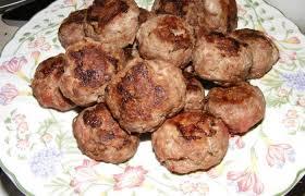 cuisiner des boulettes de boeuf boulettes boeuf jambon façon kefta recette dukan pp par zwitene