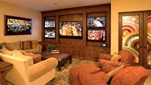 Home Theater Design Books Man Caves Home Theater Mediterranean With Home Cinema French Doors