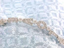 gold love you bracelet images 14k white gold diamond quot i love you quot bracelet jpg