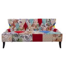 sofa patchwork modern edda patchwork sofa