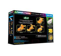 lade laser laser pegs racer 4 in 1 ispark toys
