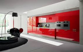 red kitchen furniture kitchen color ideas red u2013 quicua com