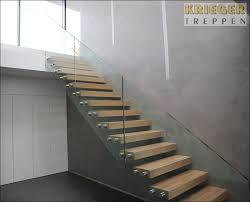 hpl treppen glasgeländer für ihre treppe krieger treppen