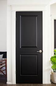 Replace Interior Doors Pneumatic Addict Replacing My Interior Doors And Painting Them Black
