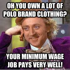 Polo Shirt Meme - polo shirt meme t shirt design 2018