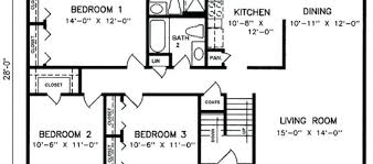 Split Floor Plan Split Level Floor Plans U2013 Novic Me