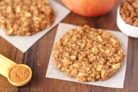apple pie oatmeal cookies recipe video amy u0027s healthy baking