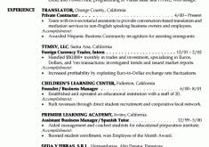 Summary Examples For Resume by Download Summary Examples For Resume Haadyaooverbayresort Com