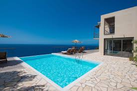 modern style gallery accommodations in lefkada villas agios nikitas