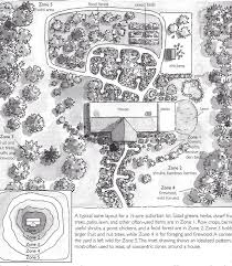 Fruit Garden Layout 101 Permaculture Designs Fruit Trees Fruit Trees And