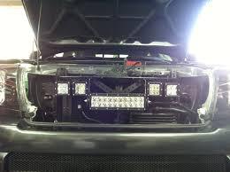 Rigid 30 Led Light Bar by 2010 Toyota Tacoma Rigid Life