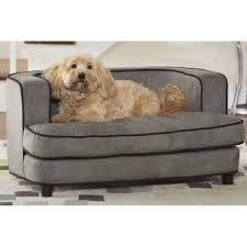 snoozer overstuffed sofa pet bed 85 with snoozer overstuffed sofa